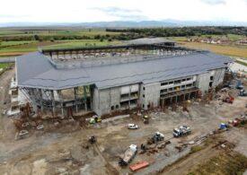 Un nou stadion modern în România: Câți bani a plătit... Guvernul Ungariei!