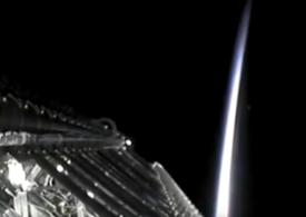 SpaceX a stabilit un nou record mondial al numărului de sateliţi trimişi pe orbită cu o singură rachetă