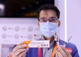 Un oficial de top din China recunoaște că vaccinurile produse în această țară au o eficiență scăzută