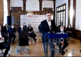 Fuziunea Pro România cu ALDE, validată într-un congres online. Ponta le face românilor cinci promisiuni