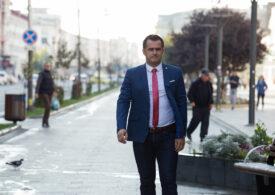 Noul primar USR al Bacăului vrea referendum local pentru sporirea măsurilor anti-COVID