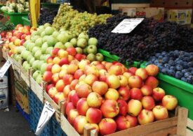 Pieţele agroalimentare mari din Oradea vor rămâne deschise de luni; se vor demonta uşi şi pereţi
