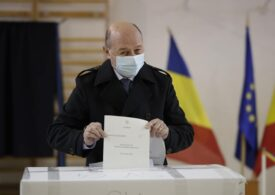 Băsescu, după ce PMP are 5% în exit-poll: Vom avea 7% la final. Ce mesaj i-a transmis lui Iohannis