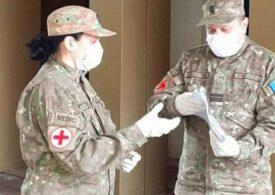 MApN anunță că 600 de militari vor ajuta DSP în gestionarea pandemiei de COVID