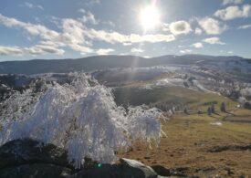 Meteo: Urmează o zi blândă de iarnă, apoi temperaturile scad iar la minus 15 grade