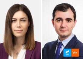 Cristina Prună și Claudiu Năsui explică programul economic al USR-PLUS: Zero taxe pe salariul minim și pensii pe model norvegian