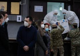 Primele doze de vaccin antiCovid au ajuns la Institutul Cantacuzino (Foto&video)