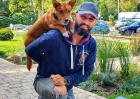 Câini speciali pentru oameni speciali. Despre drumul de la adăpost la Dogtor, cu dresorul Cătălin Cornea