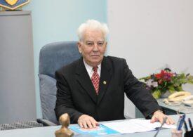 Universitatea Spiru Haret anunţă moartea fondatorului sau, profesorul Aurelian Bondrea
