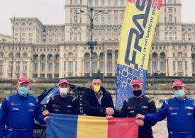 Doi români, gata să scrie istorie în Raliul Dakar. Primul echipaj tricolor care ajunge la finișul celei mai dure competiții de motorsport din lume