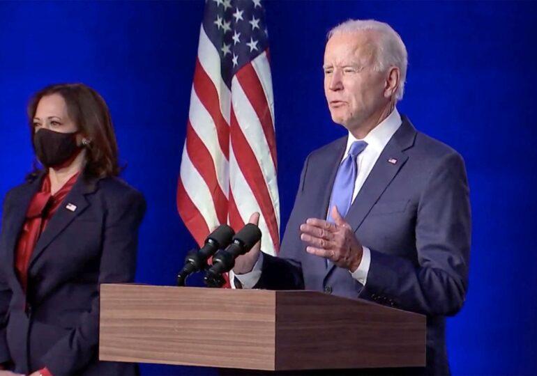 Joe Biden şi Kamala Harris au fost desemnaţi personalitățile anului 2020 de revista Time