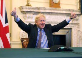 Reacții după acordul comercial încheiat între Regatul Unit și UE: Boris Johnson îşi exprimă satisfacţia, sefa CE spune că Europa poate merge mai departe