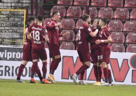 Primele transferuri realizate de CFR Cluj în această iarnă - presă