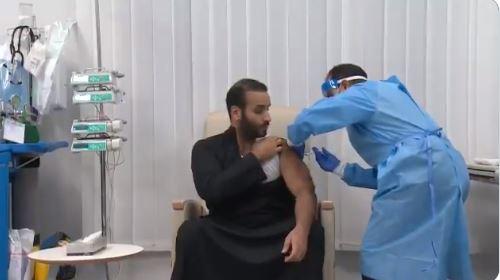 Prinţul moştenitor al Arabiei Saudite s-a vaccinat antiCovid (Video)