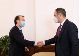 Premierul Cîțu, la predarea Ministerului Finanțelor: Săptămâna viitoare se anunță execuția bugetară la 11 luni. Ce a spus despre amânarea plății ratelor