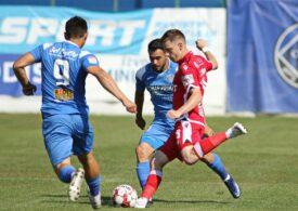 Liga 1: Dinamo nu a putut trece de Academica Clinceni, în deplasarea de la Călărași