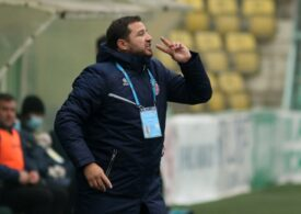 """Declarația zilei în Liga 1 îi aparține lui Marius Croitoru: """"Îi comandăm domnului arbitru radiatoare"""""""