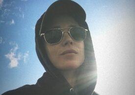 Actrița Ellen Page a anunţat că e transgender și își schimbă numele