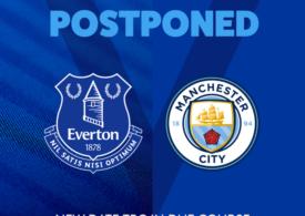 Meciul celor de la Manchester City din Premier League a fost anulat, după apariția unui focar de COVID-19