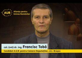 George Simion anunță că mandatul de deputat al lui Francisc Tobă nu a fost validat