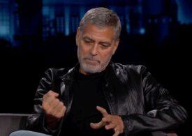 George Clooney a ajuns la spital după ce a slăbit 30 de kilograme pentru un rol