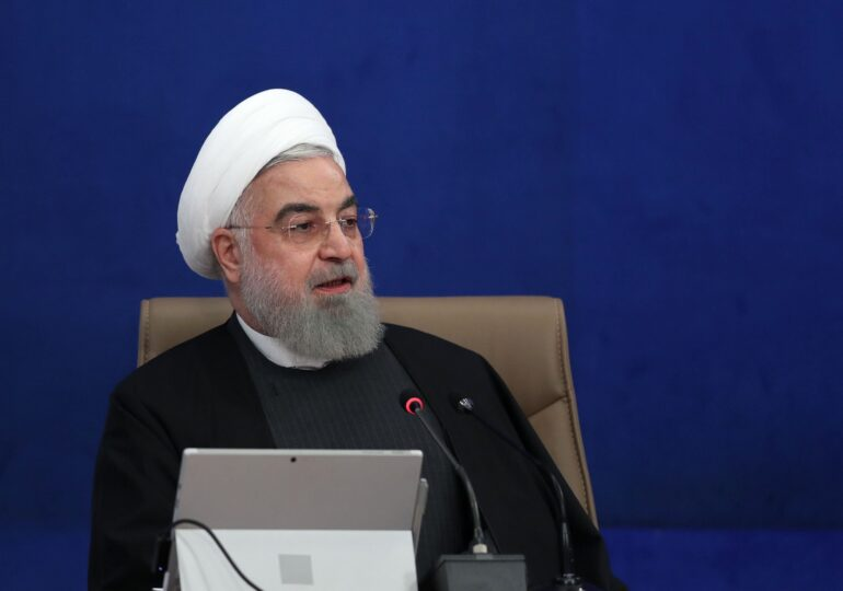 Preşedintele Iranului îl compară pe Trump cu Saddam Hussein