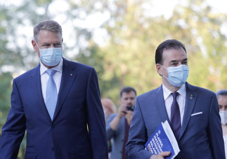Ludovic Orban: Noi suntem considerați principalii responsabili de această criză politică, adică Iohannis, Cîțu și PNL