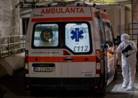 Încă 250 de bolnavi de COVID au ajuns la spital de ieri până azi. Avem 4.435 de îmbolnăviri noi raportate