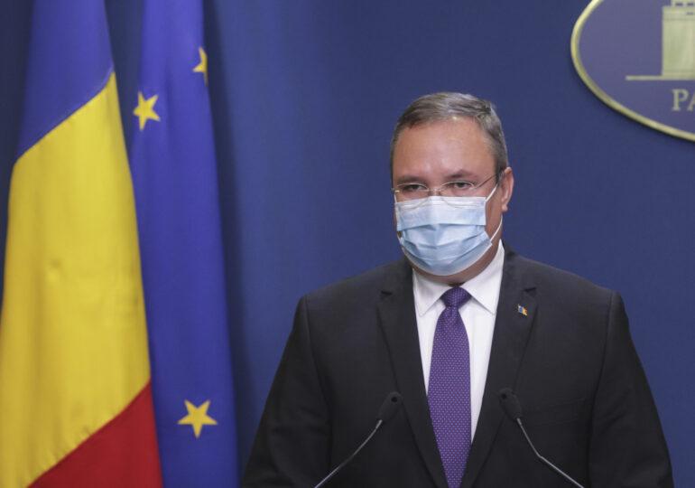 Ciucă promite apă caldă pentru București din această noapte și cere pregătiri pentru zăpadă indiferent de prognoza meteo