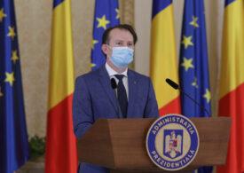 Premierul Florin Cîțu, după primul vaccin anti-Covid în România: Un moment istoric, începe lupta prin care ne putem recâştiga viaţa normală