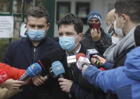 Nicuşor Dan, despre alegerea lui Voiculescu viceprimar: Este un angajament politic care va fi respectat