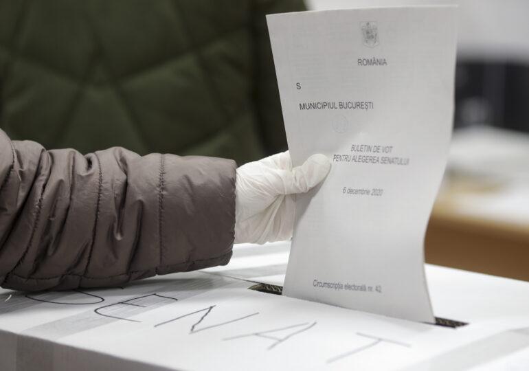 Alianţa USR PLUS a câştigat alegerile parlamentare în judeţul Timiş