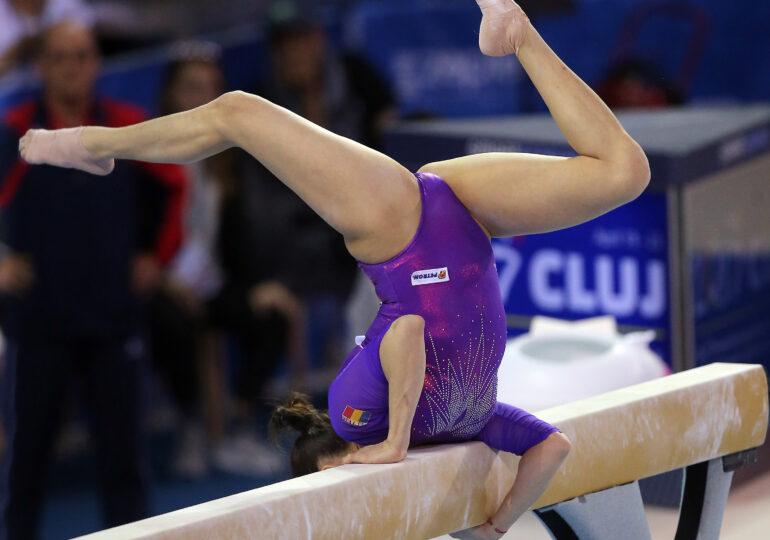 Larisa Iordache, dublă campioană europeană la Mersin. Aur și în finala de la sol, după o jurizare cu mari probleme