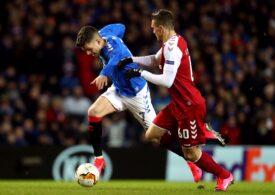 Presa din Scoția, laude la adresa lui Ianis Hagi, după un meci perfect făcut în tricoul lui Rangers