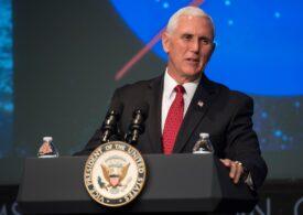 Vicepreşedintele american, Mike Pence, va fi vaccinat antiCovid vineri, în public