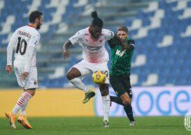 Un atacant al lui AC Milan a marcat cel mai rapid gol din istoria Serie A (Video)