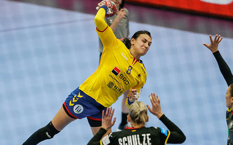 Explicațiile selecționerului Bogdan Burcea după parcursul României de la Campionatul European de handbal feminin