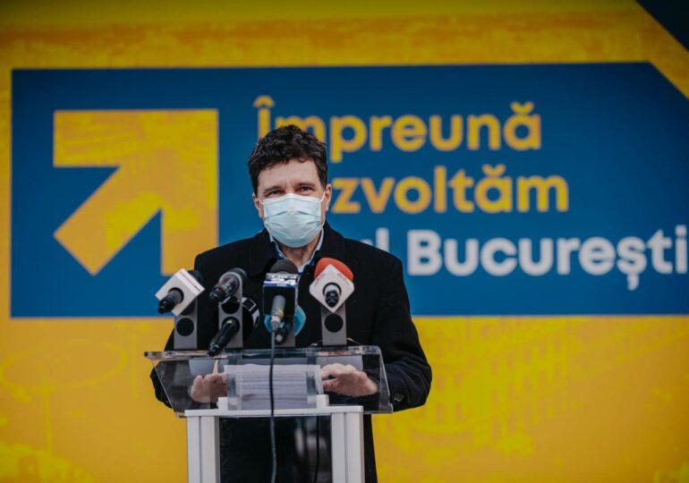 Nicușor Dan își anunță susținerea pentru liberali la parlamentare: Am fondat USR, dar cred că PNL e cea mai bună șansă a României