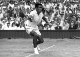 A murit Alex Olmedo, tenismen din Hall of Fame, triplu campion de Mare Șlem