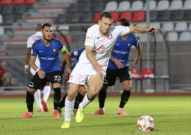 Liga 1: Poli Iași termină acest an cu un succes în fața Sibiului