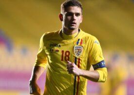 Ce spune Răzvan Marin după primul gol marcat în Serie A