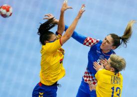 Încă o veste proastă primită de România la Europenele de handbal