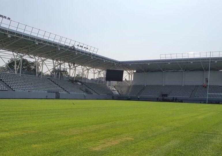 Încă un stadion din București a fost inaugurat