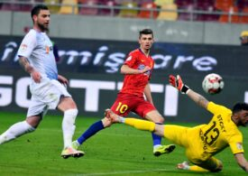 Liga 1: FCSB învinge Universitatea Craiova după un meci spectaculos