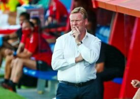FC Barcelona a decis soarta lui Ronald Koeman