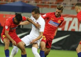 Ioan Ovidiu Sabău și-a ales favorita pentru câștigarea titlului între CFR Cluj și FCSB