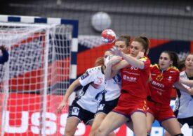 România, învinsă de Croația la Campionatul European de handbal feminin