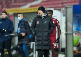"""Edi Iordănescu a găsit vinovații după ce CFR Cluj a ratat șansa să urce pe primul loc în Liga 1: """"O seară catastrofală"""""""