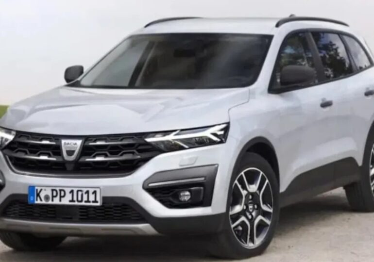 Auto Bild dezvăluie cum ar putea arăta noua Dacia Duster
