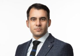 Ștefan Pălărie, candidat pentru Senatul României din partea USR-PLUS: Voi apăra dreptul românilor la educație de calitate - Interviu